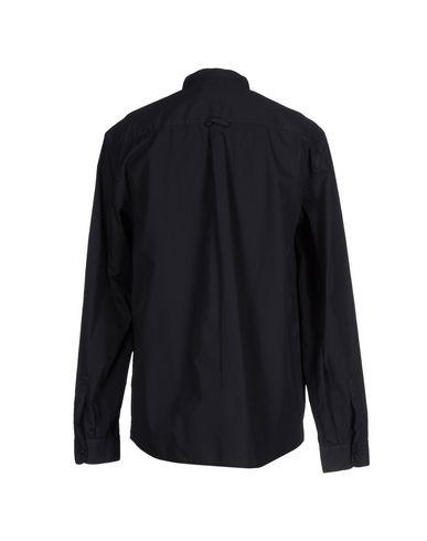 PIERRE BALMAIN Einfarbiges Hemd Freies Verschiffen Online-Shopping Erschwinglich Zu Verkaufen Modestil zkbB8