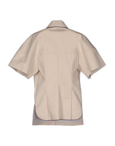 CG CHRIS GELINAS Camisas y blusas de seda