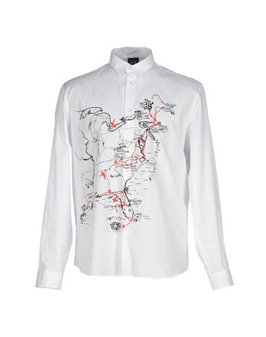 Mcq Alexander Mcqueen Camisa Lisa klaring offisielle nettstedet billig besøk 4ABwpUy