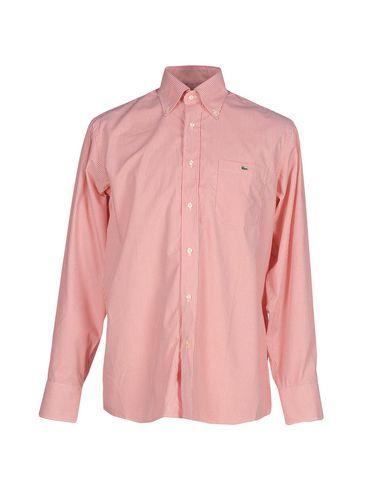 LACOSTE Camisas de rayas