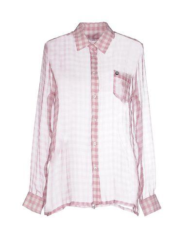 SPIJKERS EN SPIJKERS Checked Shirt in Pastel Pink