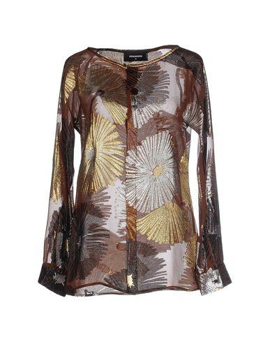 DSQUARED2 Hemden und Blusen mit Muster