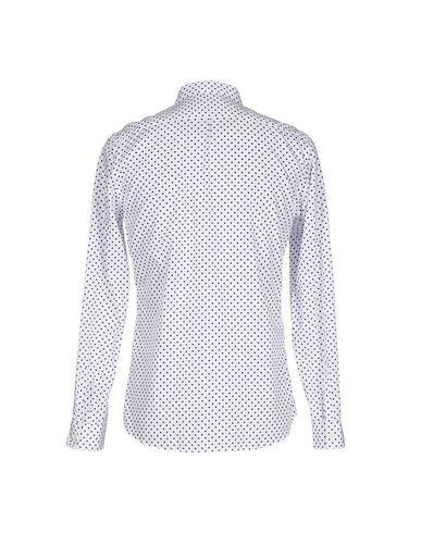 stikkontakt kjøpe billig beste Mauro Griffins Camisa Estampada billig lav pris 2015 for salg fabrikkutsalg Mea9aG