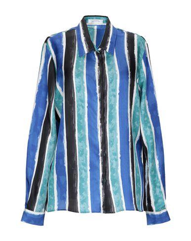 fc2bcf83bc VERSACE COLLECTION Silk shirts & blouses - Shirts   YOOX.COM