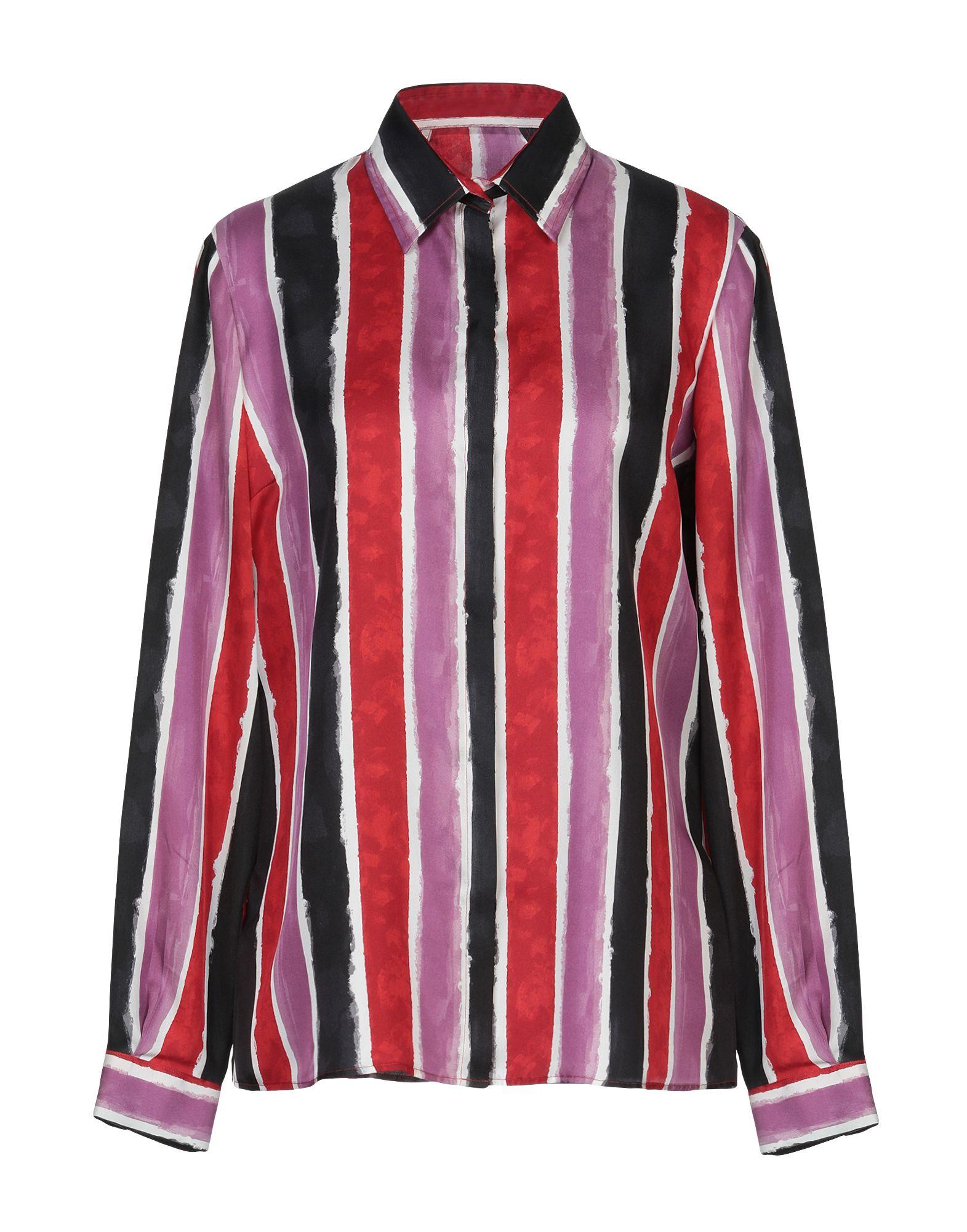 Gianni Versace Camisas Y Blusas De Seda - Gianni Versace Mujer - YOOX e9ab3f9bbf2