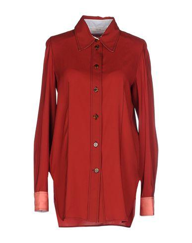 CELINE - Solid color shirts & blouses