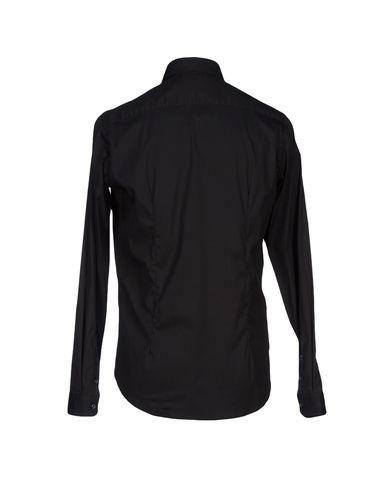Aglini Vanlig Skjorte rabatt gode tilbud Bsu2a6nabX