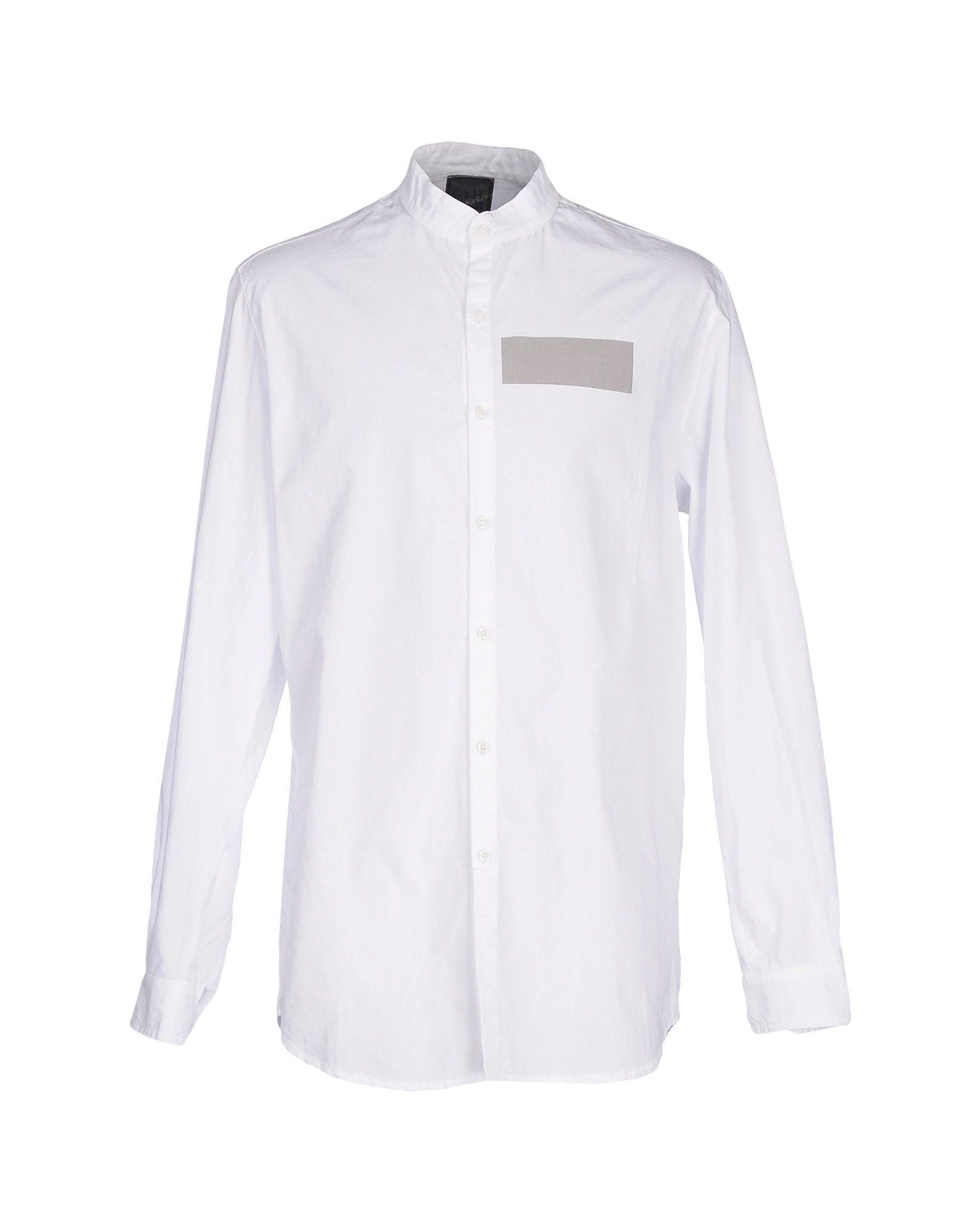 Camicia Camicia Camicia Tinta Unita C.Y.H. Clap Your Hand uomo - 38550203HH e08