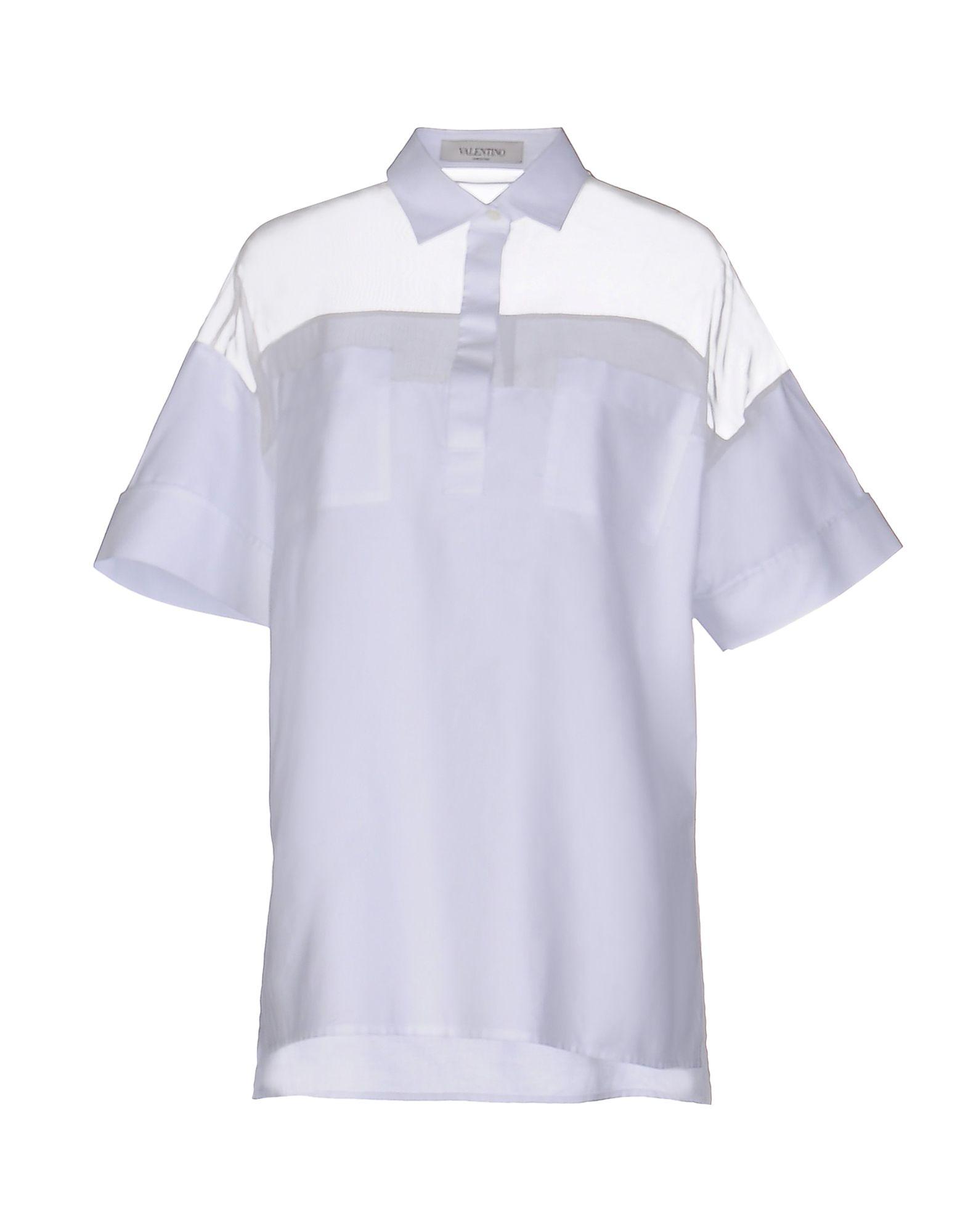 Camicie E Bluse Tinta Unita Valentino Donna - Acquista online su EtrP1