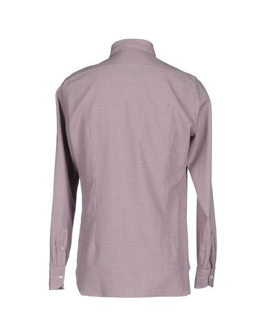 Luigi Borrelli Napoli Camisa Estampada varmt kjøpe billig uttaket billig ekstremt populær billig pris DnSbiadE