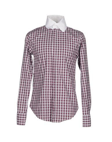 KARL LAGERFELD Camisa de cuadros