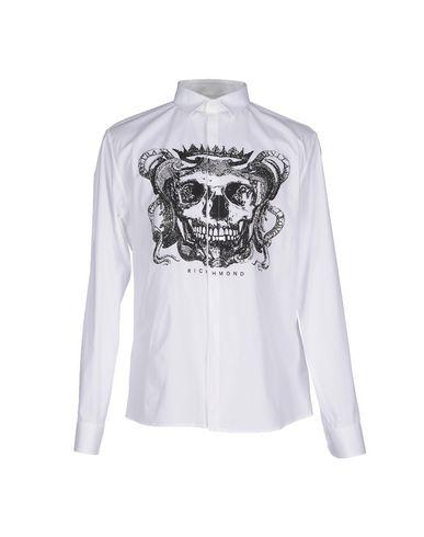 RICHMOND X Camisa lisa