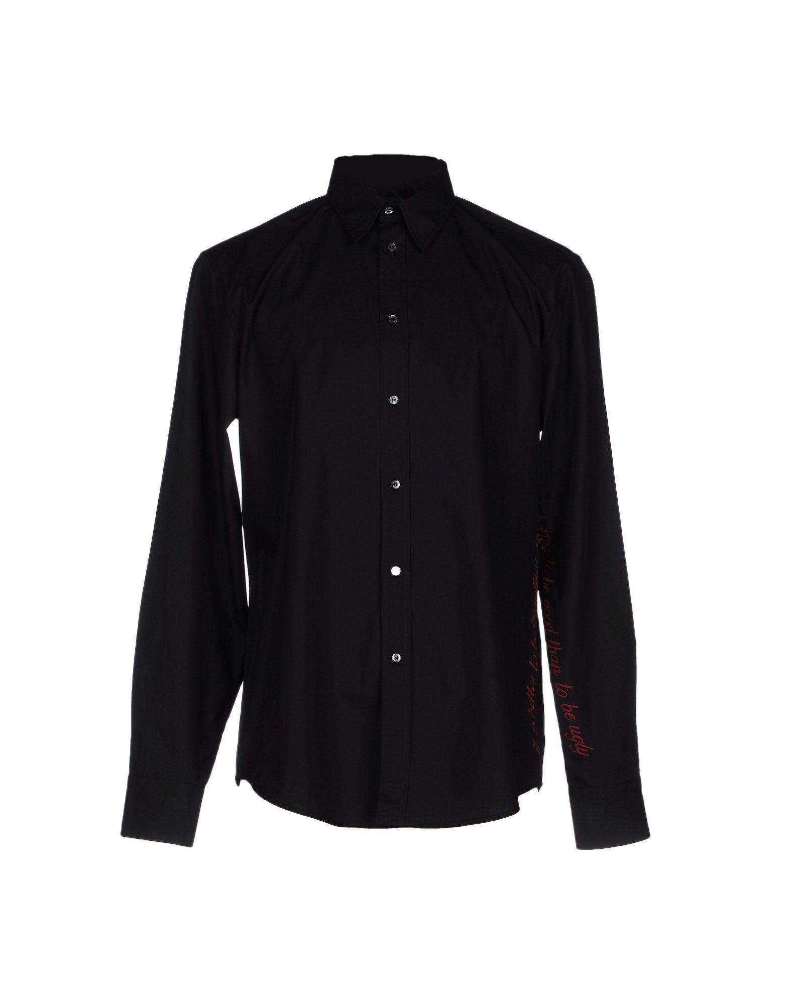Camicia Tinta Unita John Richmond Uomo - Acquista online su
