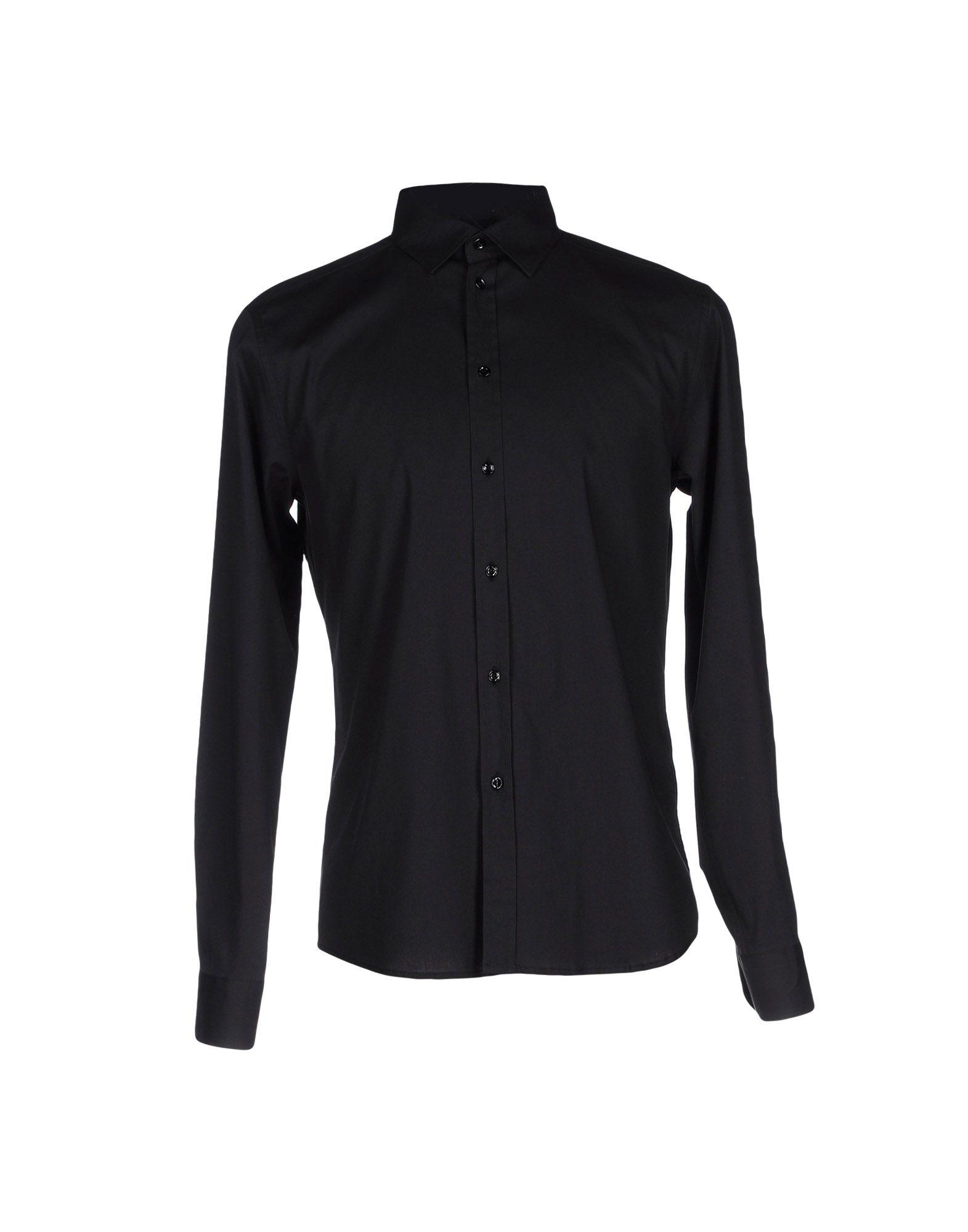 Camicia Tinta Unita Richmond X Uomo - Acquista online su