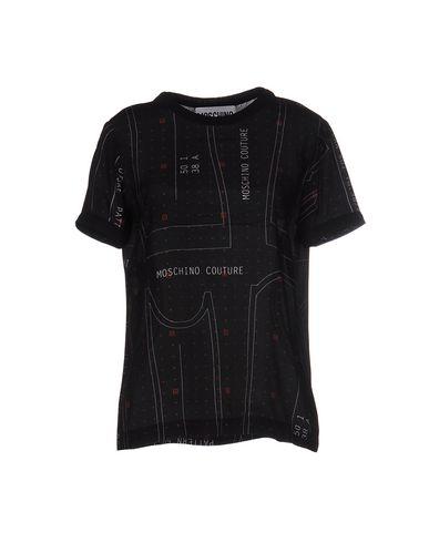 MOSCHINOシルクシャツ&ブラウス