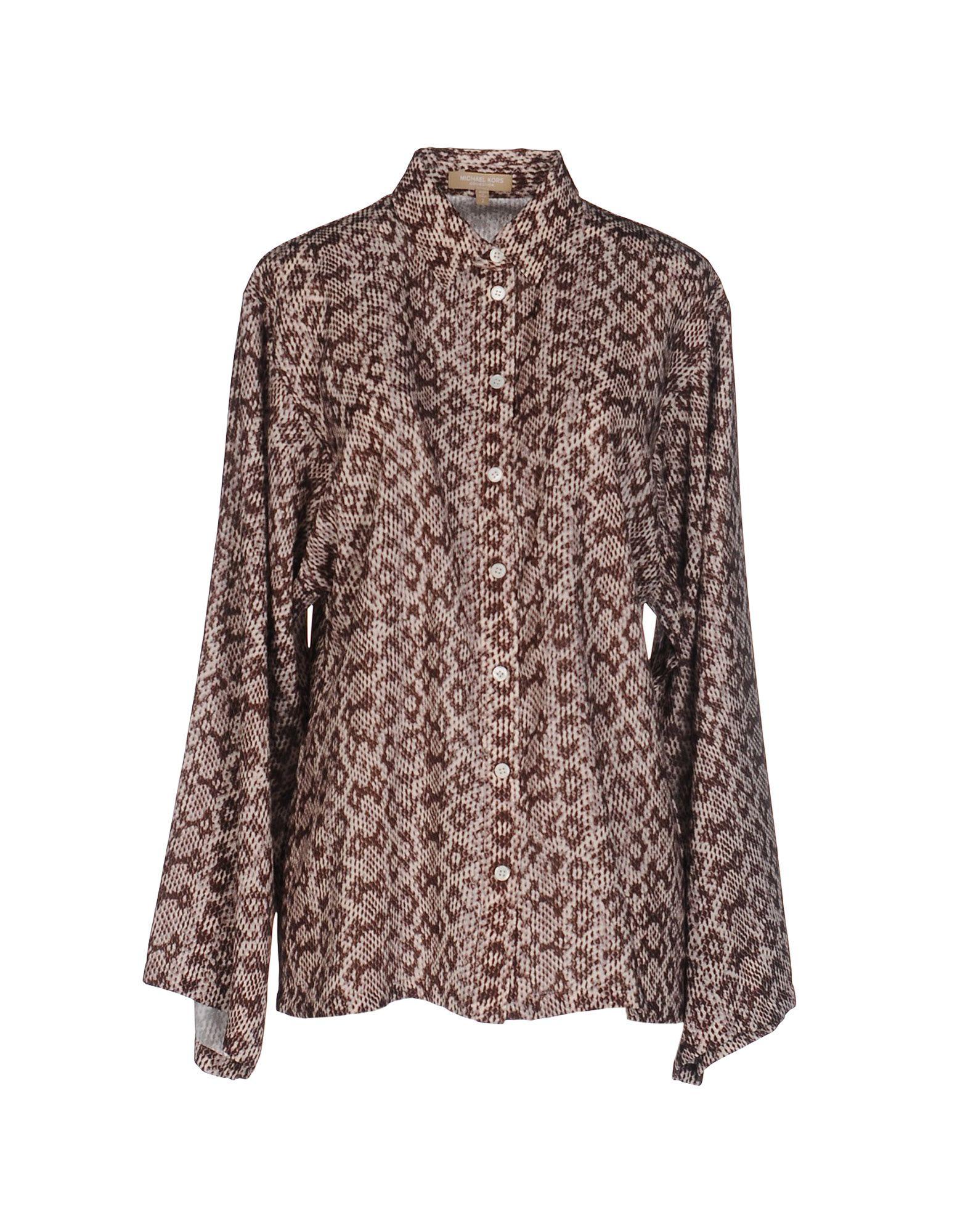 Camicie E Bluse Fantasia Michael Kors Collection Donna - Acquista online su XkZq0Rd