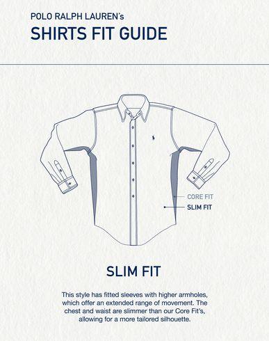 Polo Ralph Lauren Klassiske Slim Fit Skjorte Camisa De Cuadros kjøpe online outlet F9Ckttk3