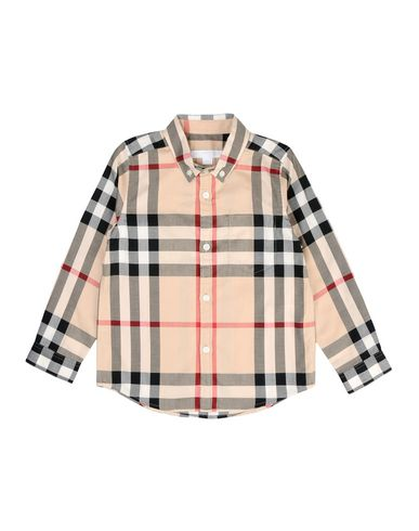 507b49678d08e Burberry Shirt Boy 3-8 years online on YOOX Hong Kong