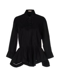 ALAÏA - Solid color shirts & blouses