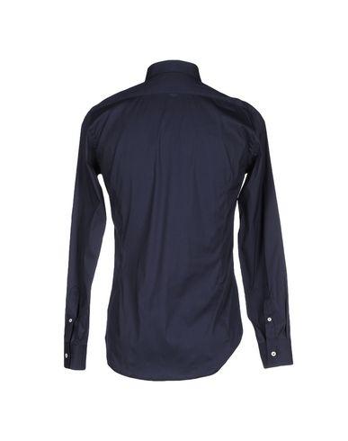 MAURO GRIFONI Einfarbiges Hemd