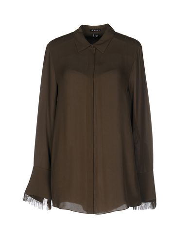 THEORY Hemden und Blusen aus Seide
