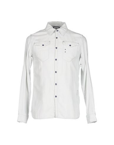 G-STAR RAW Einfarbiges Hemd