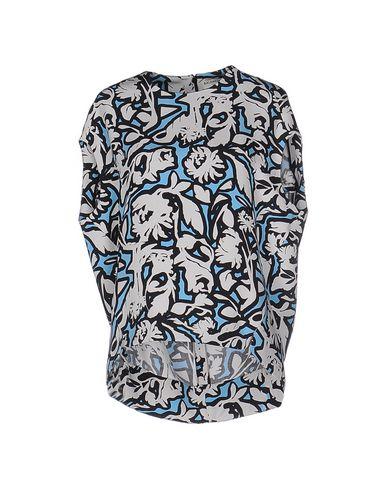 436abd4a2dd3e0 Balenciaga Silk Top - Women Balenciaga Silk Tops online on YOOX ...