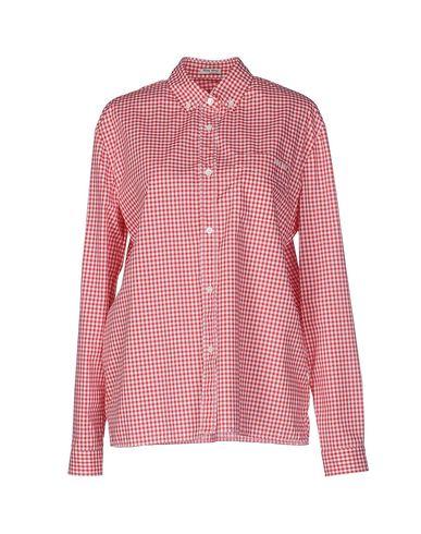 9726c3969e84 Miu Miu Checked Shirt - Women Miu Miu Checked Shirts online on YOOX ...