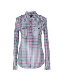 M.GRIFONI DENIM - Checked shirt