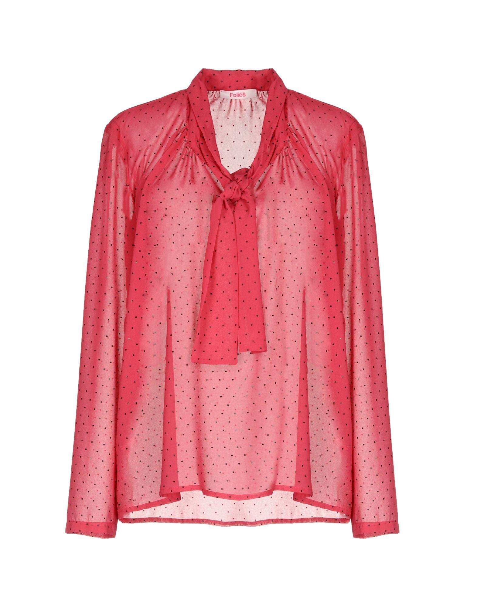 blusa blugirl blugirl Folies donna - 38580880OQ  Schlussverkauf