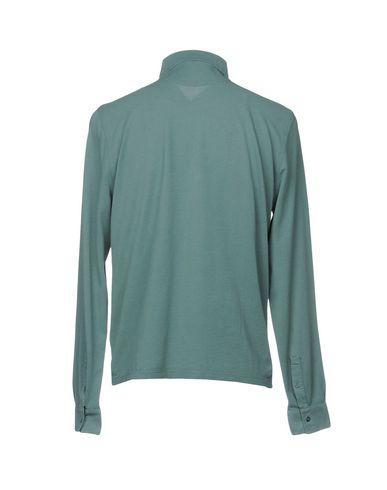 KANGRA CASHMERE Camisa lisa