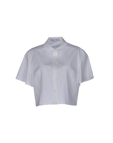 PROENZA SCHOULER - Solid color shirts & blouses