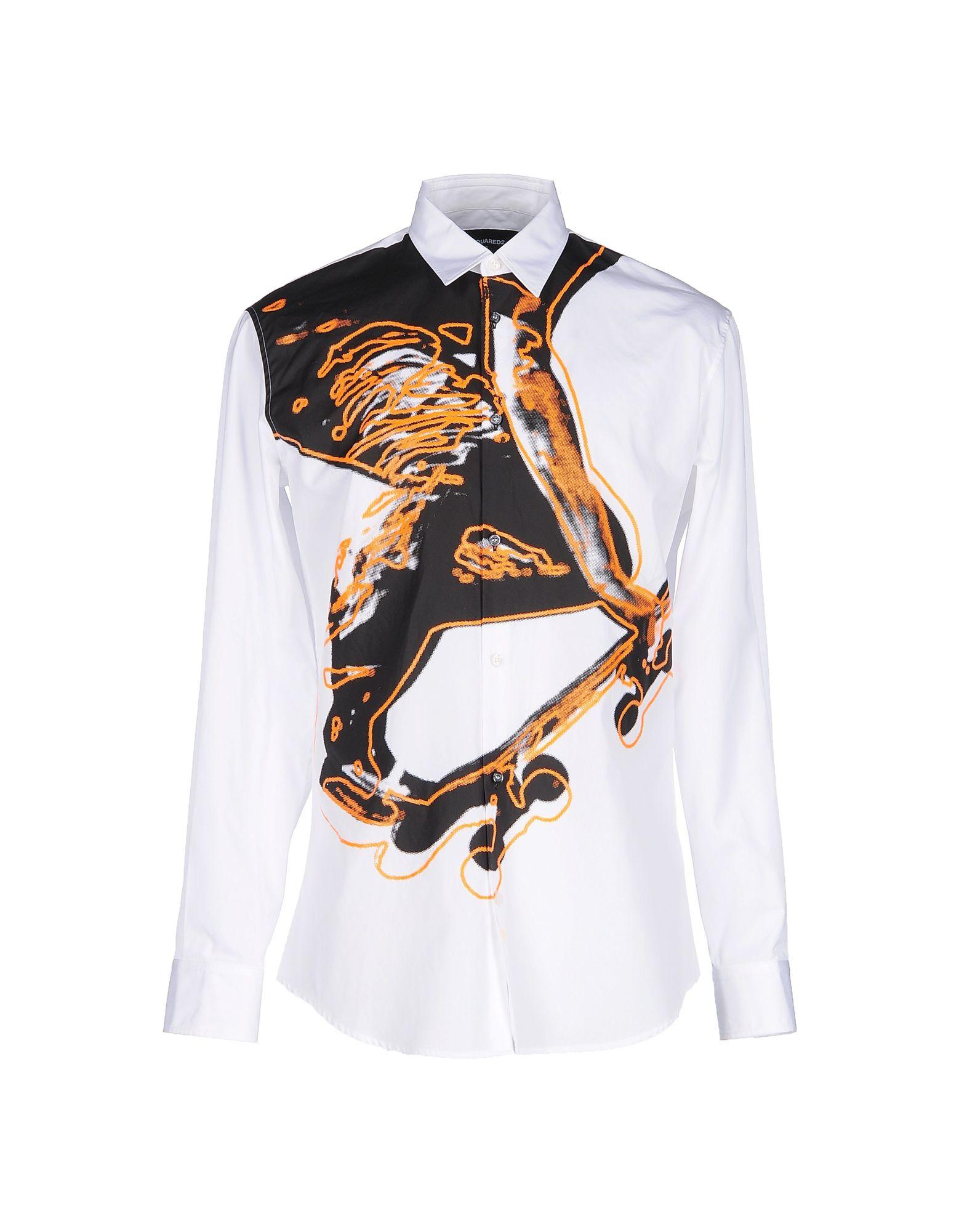 Camicia Tinta Unita Dsquared2 Donna - Acquista online su