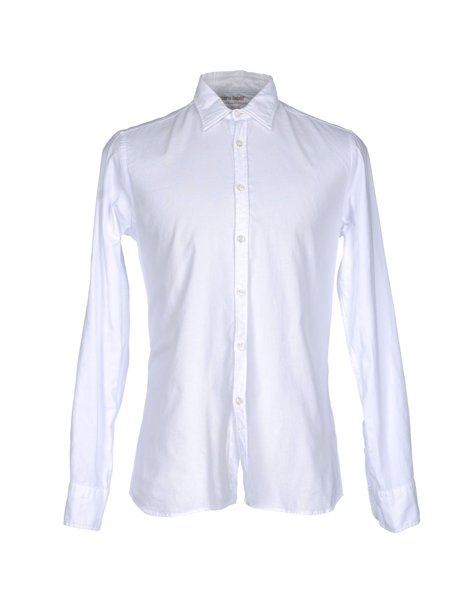 Camicia Tinta Unita Care Label herren - 38584538QV