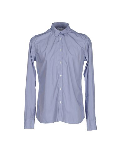 Aglini Stripete Skjorter til salgs varmt salg limited edition rabatt butikk tilbud kjøpe billig rabatt XiynNt4hYw