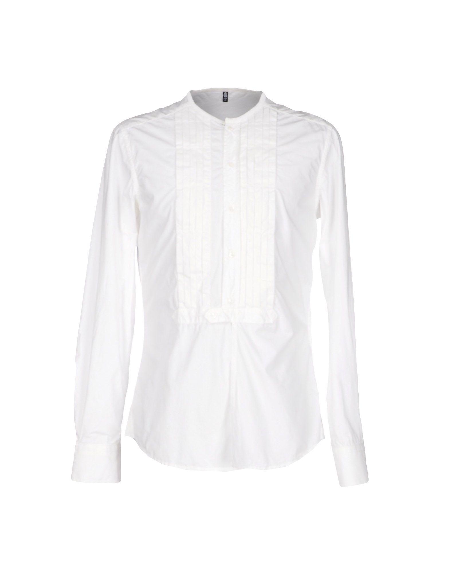 Camicia Tinta Unita Dondup Uomo - Acquista online su