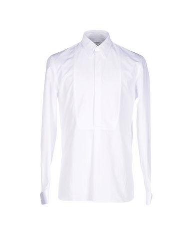 Huset Margiela Camisa Lisa tappesteder for salg 04G74v