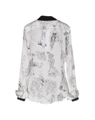 MOSCHINO Hemden und Blusen aus Seide Ausgang Sast Verkauf Ebay Großhandel Qualität L2b2RqRPE