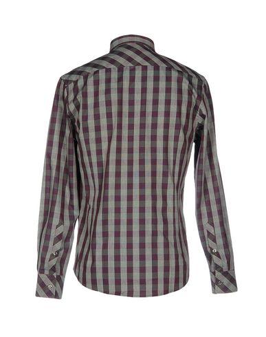 ITALIANS GENTLEMEN Camisa de cuadros