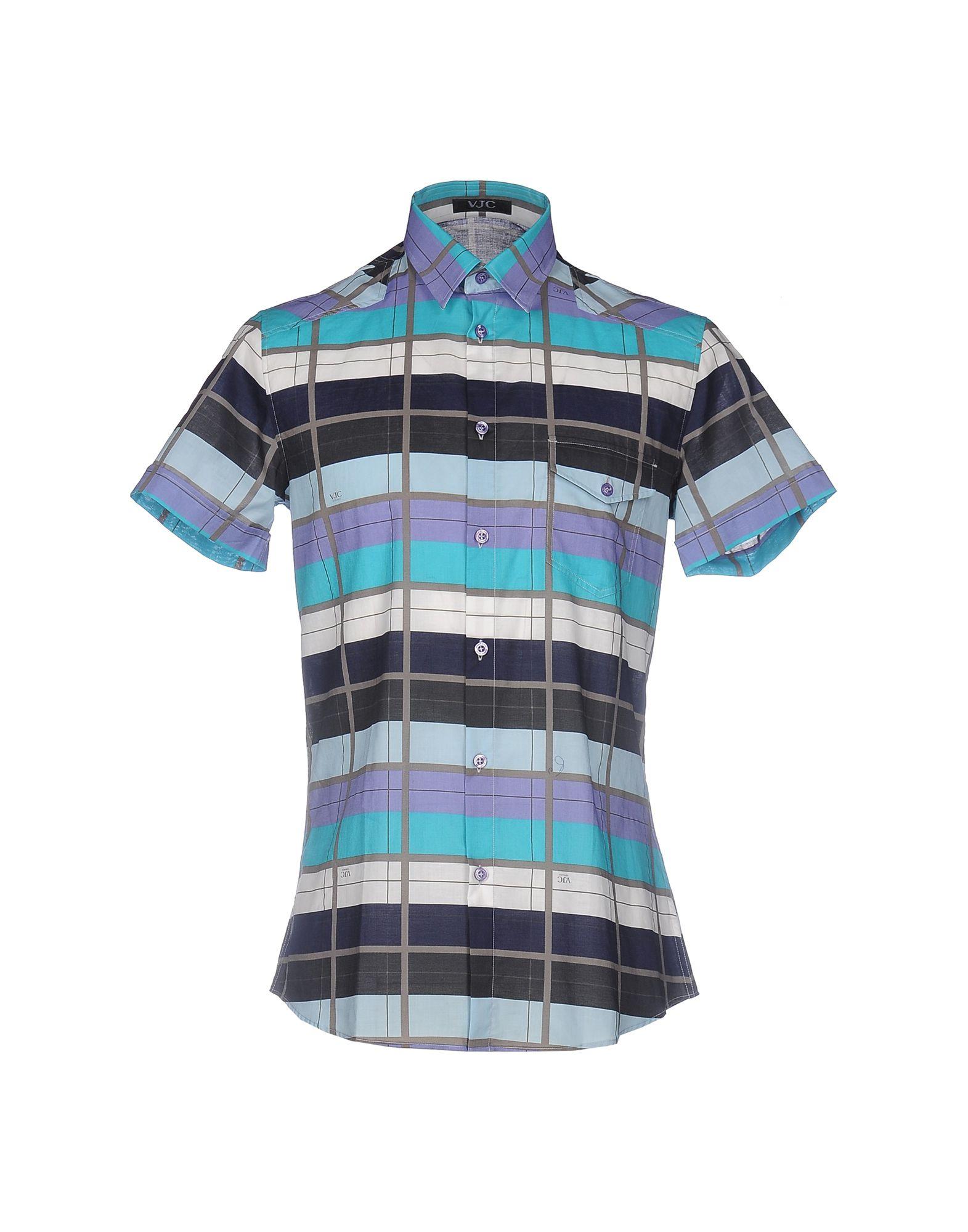 Camicia A A Camicia Quadri Versace Jeans Couture Uomo - 38586991SC c1e9a6