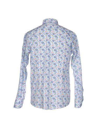 kjøpe billig Manchester utløp geniue forhandler Smytsonpolo Trykt Skjorte billig ekte rabatt nyte eksklusive billig pris 5KXkAco6UP