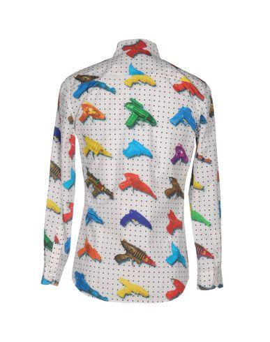 Jeremy Scott Trykt Skjorte gratis frakt bilder UH1xZgsd7