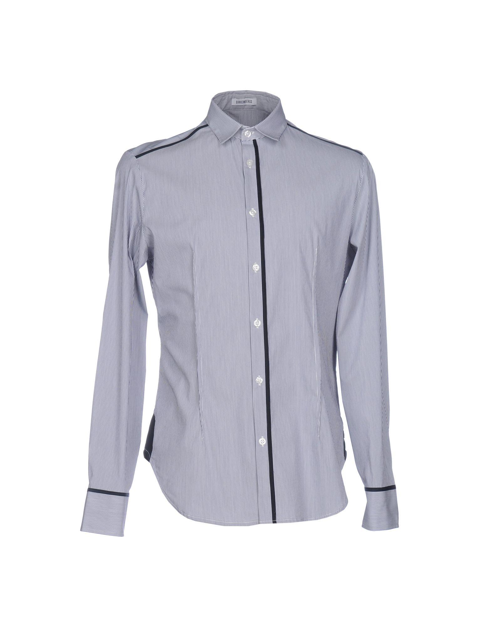 Camicia A Righe Bikkembergs Uomo - Acquista online su