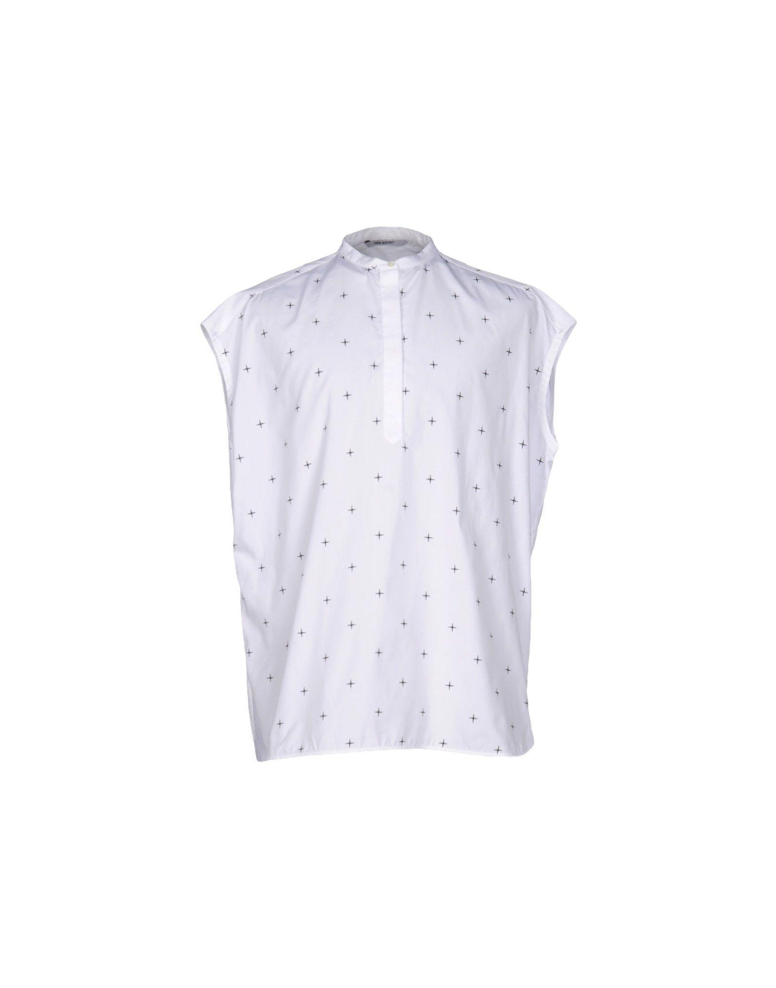 Camicia Fantasia Neil Barrett Uomo - Acquista online su