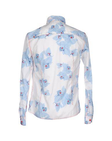 ARMANI JEANS Hemd mit Muster Größter Online-Lieferant Sehr Billig Verkauf Online Ausverkauf Exklusiv Finishline Verkauf Online dxRGvag