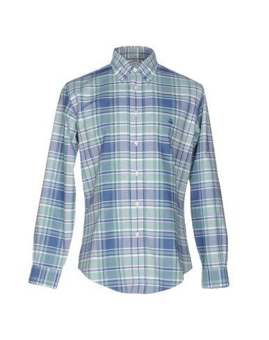 Brooks Brothers Camisa De Cuadros klaring valg Aberdeen rabatt komfortabel beste billige online KTIQ49
