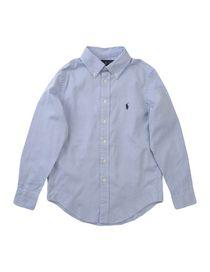 Camicia Ralph Lauren Bambino