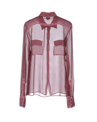 BLAUER Camisas y blusas de seda