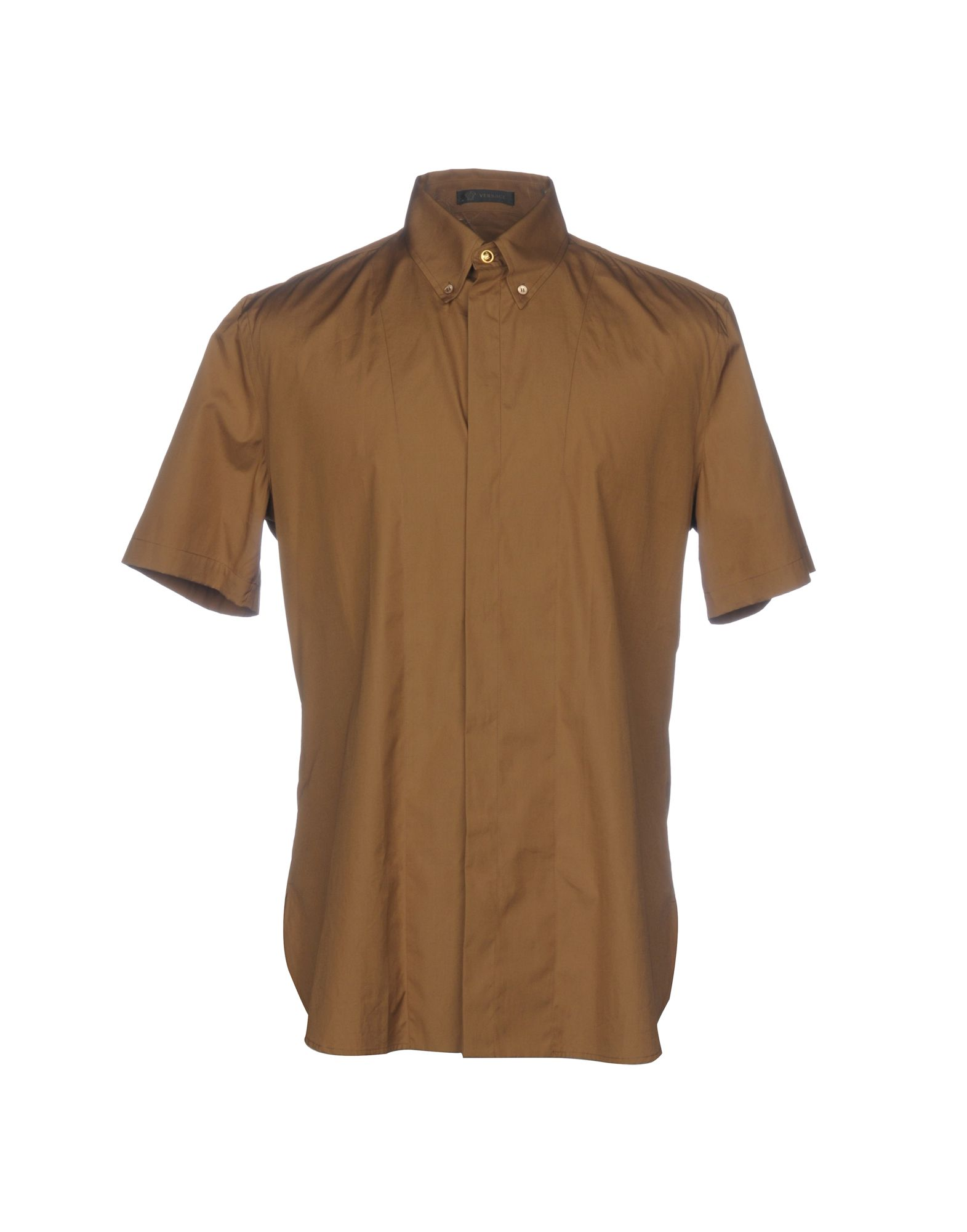 Camicia Camicia Camicia Tinta Unita Versace Uomo - 38596358QM a6e15b