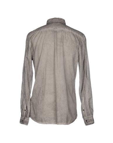 PAOLO PECORA Camisa lisa